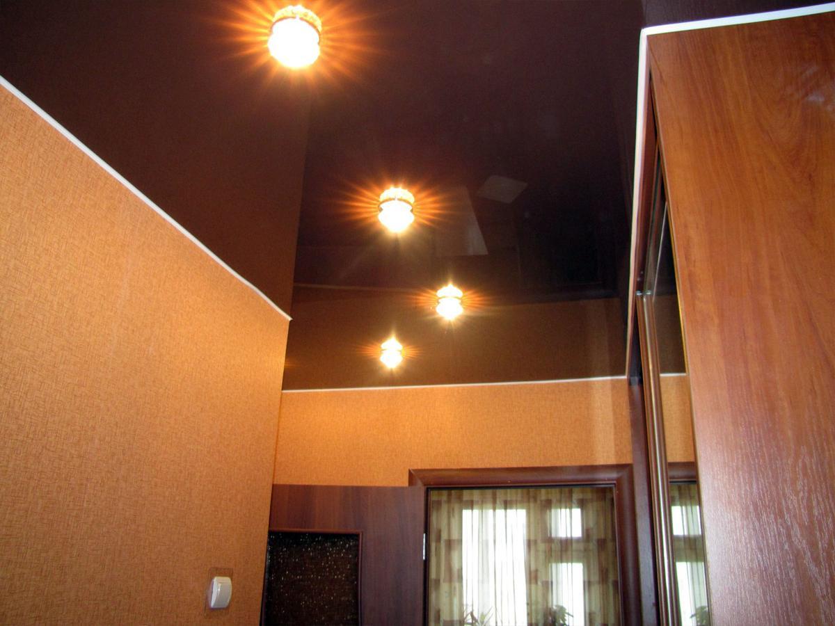 разрезать картинки коричневый натяжной потолок ростовской- епархии прямо